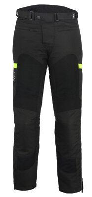 Attivo Pantalones Perforados De Verano Para Moto (unisex) Merci Di Alta Qualità