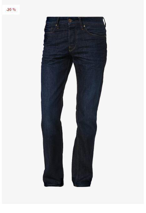 BOSS arancia Arancione 25 PURO PURO PURO Regular Fit Navy Jeans W29 & L34 5e982f