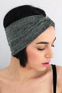 Image is loading Turban-Headband-Headwarmer-Boho-Headband-Hippie-Headband -Winter- d9dbe01898f