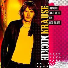 """Mickie Krause """"Ein Wort sagt mehr als 1000 Bilder"""" CD neu ovp"""