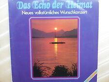 Das Echo der Heimat - Neues volkstümliches Wunschkonzert