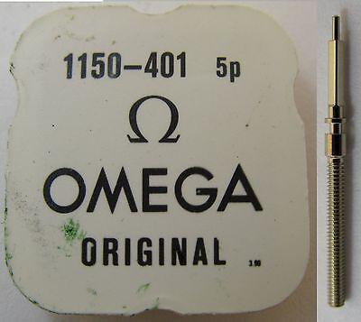 Tige Winding stem Aufzugwelle Albero carica 401 Eta  7750 7765 0.90mm Swiss Made