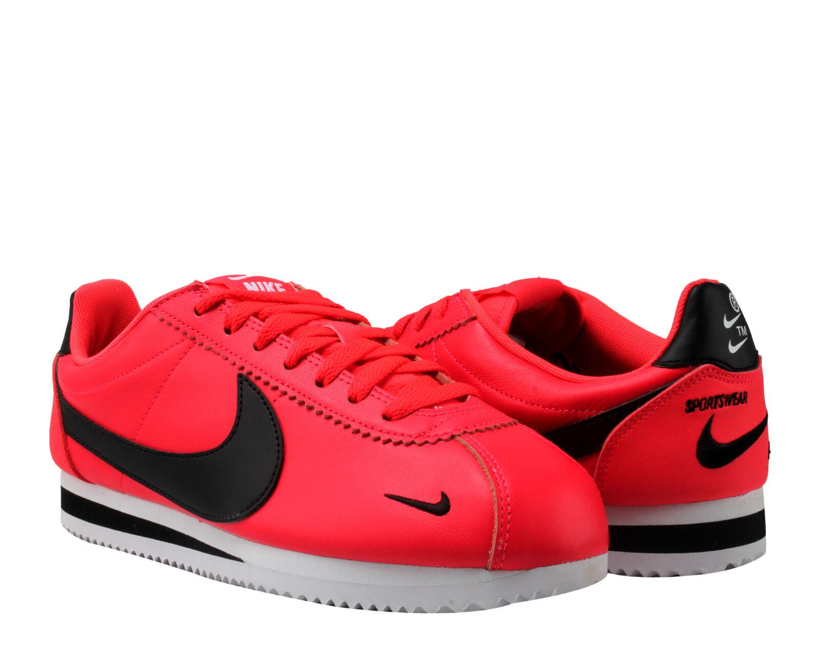 Nike Classic Cortez Premium Red Orbit Men's Running shoes 807480-601