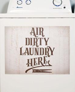 Vintage Laundry Room Washer Magnet Old Fashioned Clothbin Nostalgic Humor Magnet Ebay