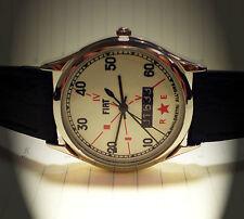 Fiat Speedometer Style Wrist Watch 1940's Style, 500, 600, Topolino, Torpedo