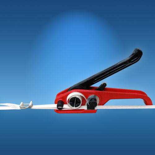 Bandspanner f Umreifungsband 9-19 mm Umreifungsgerät auch Ster Holz Umreifung