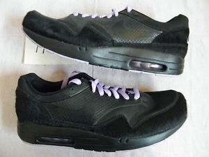 ab9980bd21fb Nike Air Max One 1 I 87 Color Pack Black Purple DS NEW size 11 Horse ...