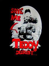 SOPOR AETERNUS Save Me Teddy - T-Shirt - Größe / Size L (Children of the Corn)