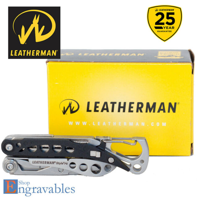 Leatherman STYLE PS Keychain Multi Tool #831488 NEW