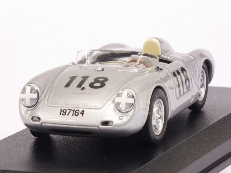 comprar descuentos Porsche 550 RS 2nd 2nd 2nd T.florio 1959 Mahle -Strahle - Linge 1 43 BEST 9701  descuento de bajo precio