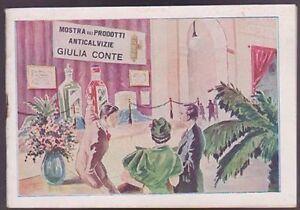 1939-NAPOLI-PUBBLICITA-039-FARMACIA-CAPELLI-COSMESI-ANTICALVIZIE-MEDICINA-48-PAGINE