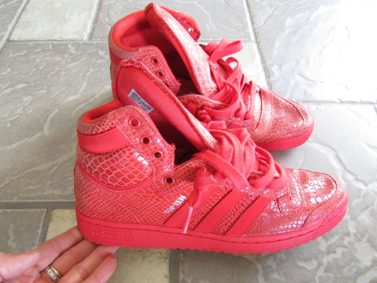 Adidas dieci scarpe red metro atteggiamento scarpe scarpe dieci Uomo 9 s85681 libera la nave 458199