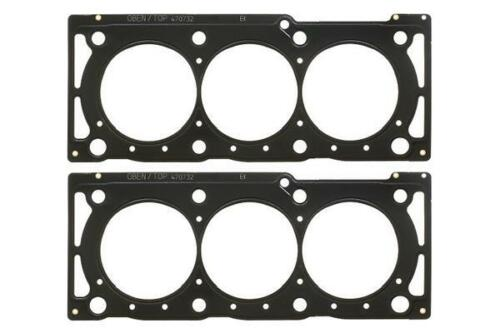 x2 Head Gasket FOR VAUXHALL VECTRA C 3.2 02-/>08 Petrol Z02 Z32SE 211 Elring