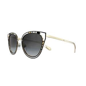 5d4525fb484 Image is loading Bvlgari-Sunglasses-BV6104-20235G-Black-Pink-Gold-Grey-