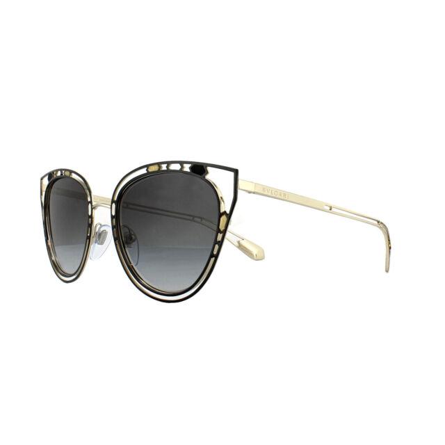 d07e59133ec Bvlgari Sunglasses Bv6104 20235g Black Pink Gold Grey Gradient for ...