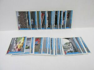 Vintage 1992 Traks Race Products Nascar 28 Card Lot cs248