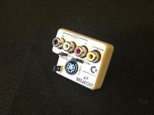 Commodore-64-A-V-Breakout-8-pin