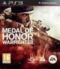 Medal of Honor: Warfighter (Sony PlayStation 3, 2012) - European Version