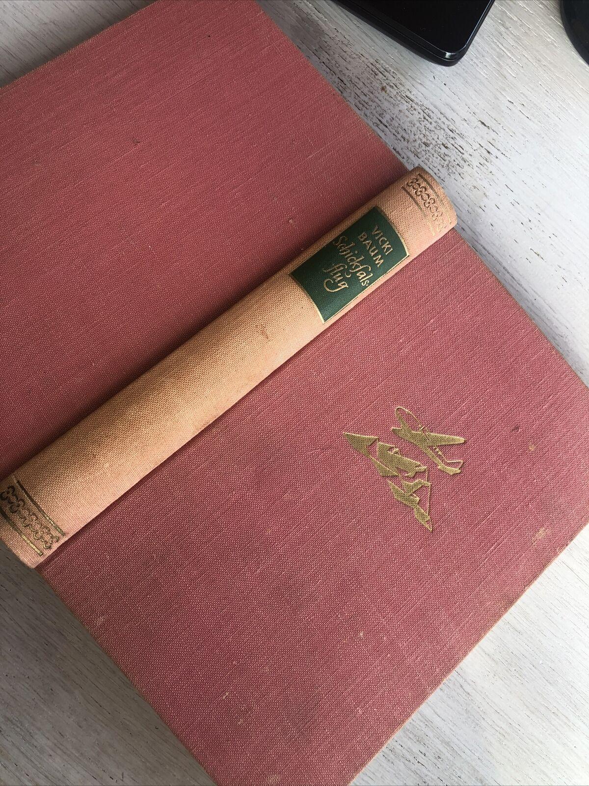 Schicksalsflug  Ein Roman von Vicki Baum