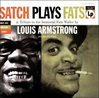 Satch Plays Fats: The Music of Fats Waller [Remaster] by Louis Armstrong (CD, Feb-2008, Sbme Special Mkts.)