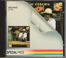FABIO CONCATO zio tom CD 1987 West Germany PRIMA STAMPA con sovracopertina