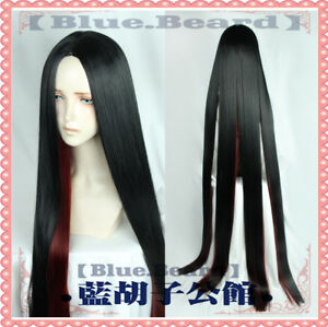 Anime Houseki no Kuni Land of the Lustrous Blue Long Straight Cosplay Hair Wig