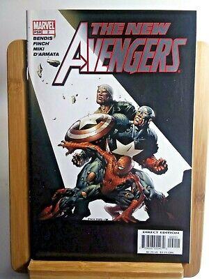 2005 Series The New Avengers #8 August 2005 Marvel NM 9.2