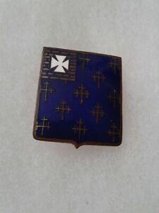 Authentic-US-Army-34th-Infantry-Regiment-DUI-DI-Unit-Crest-Insignia