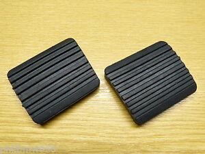 NEU-2-Stueck-Pedalgummi-SET-VW-Golf-1-Cabrio-Polo-Scirocco-Caddy-823721713-1C6