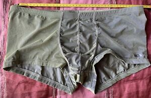 HOM-very-rare-vintage-TACTEL-new-men-underwear-boxer-size-XL-7-SAMBA