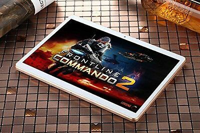"""9.7"""" Tablet PC Octa Core 3G Phablet Android 5.1 4G ROM /64G ROM WIFI W Keyboard"""