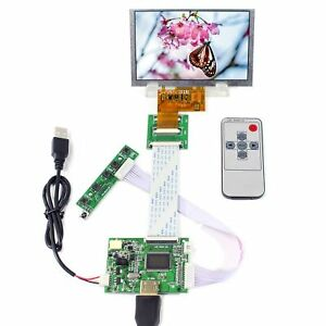 HDM-I-LCD-Controller-board-VS-TY50-V2-5-034-VS050T-002A-LCD-Remote-Control