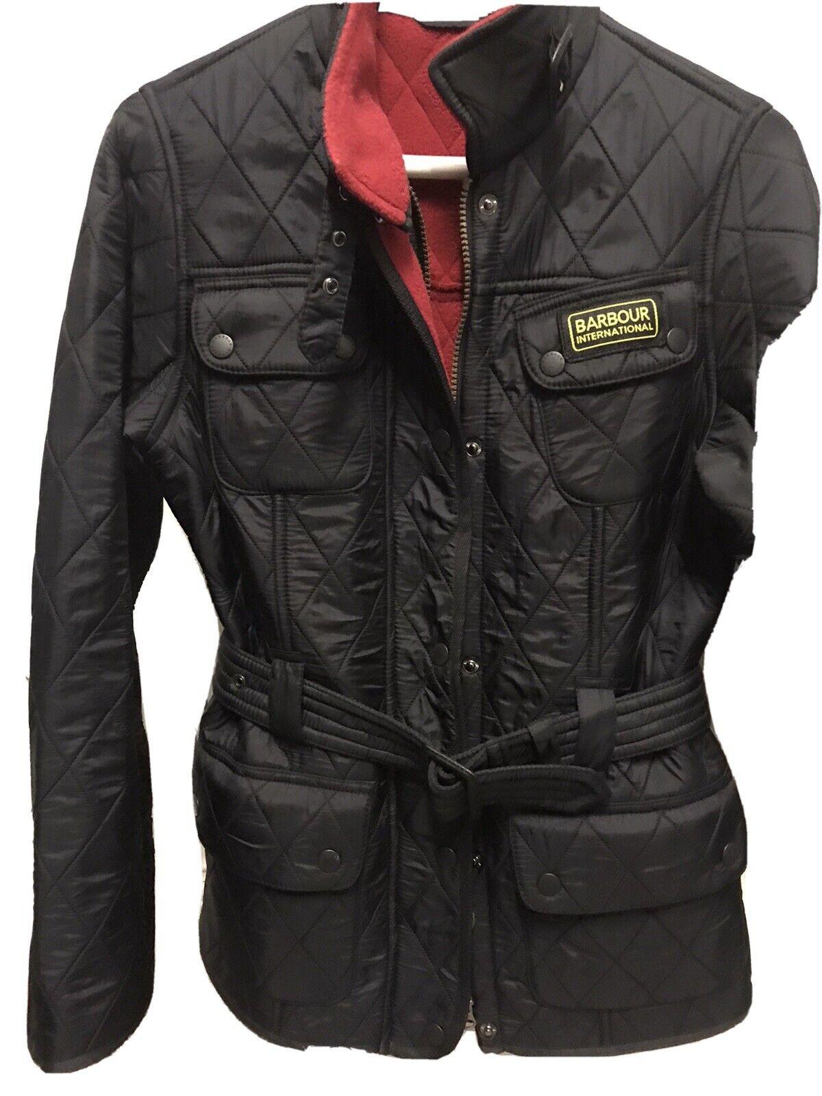 barbour puffer jacket ladies
