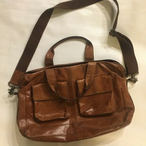 Fossil Soft Messenger Bag/Laptop bag/Briefcase