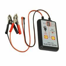 Automotive Fuel Injector Tester 4 Pluse Modes 12v Car Injector Cleaner Controler