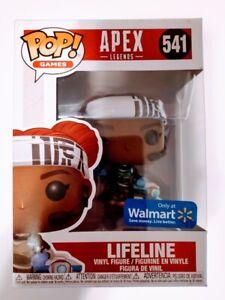 US Import Funko Pop acc NEUF Games Apex Legends-Lifeline #541 Exclusive