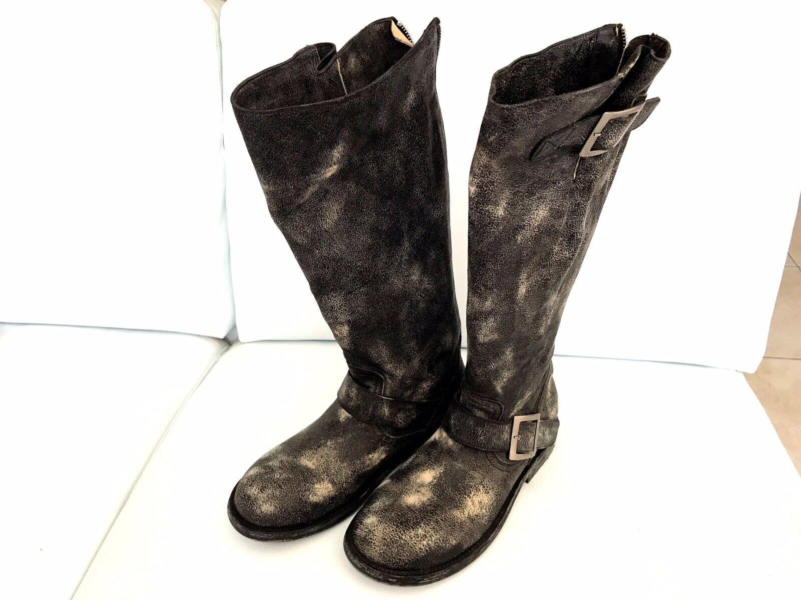 botas Femme Mexicana Old Gringo Cuir marrón Talla 36