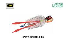 KABURA DUEL SALTY RUBBER 60 GR VERTICAL JIG col CHBS