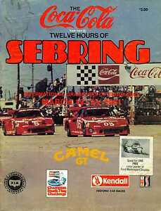 1981-Sebring-12-Hr-Race-Program-Holbert-Haywood-Leven-Porsche-935-Wins