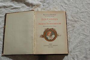Les-contes-de-Jacques-Tournebroche-par-Anatole-France-Illustration-de-L-Lebegue