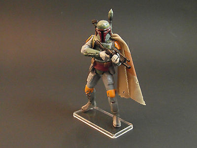 100 x Modern Star Wars Action Figure DISPLAY STANDS 1995 onwards T5c
