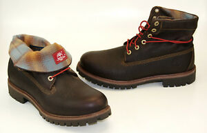 Up Pendleton Boots A11s5 Roll Invierno Timberland de hombres Af los Lace Top qxYUR47w