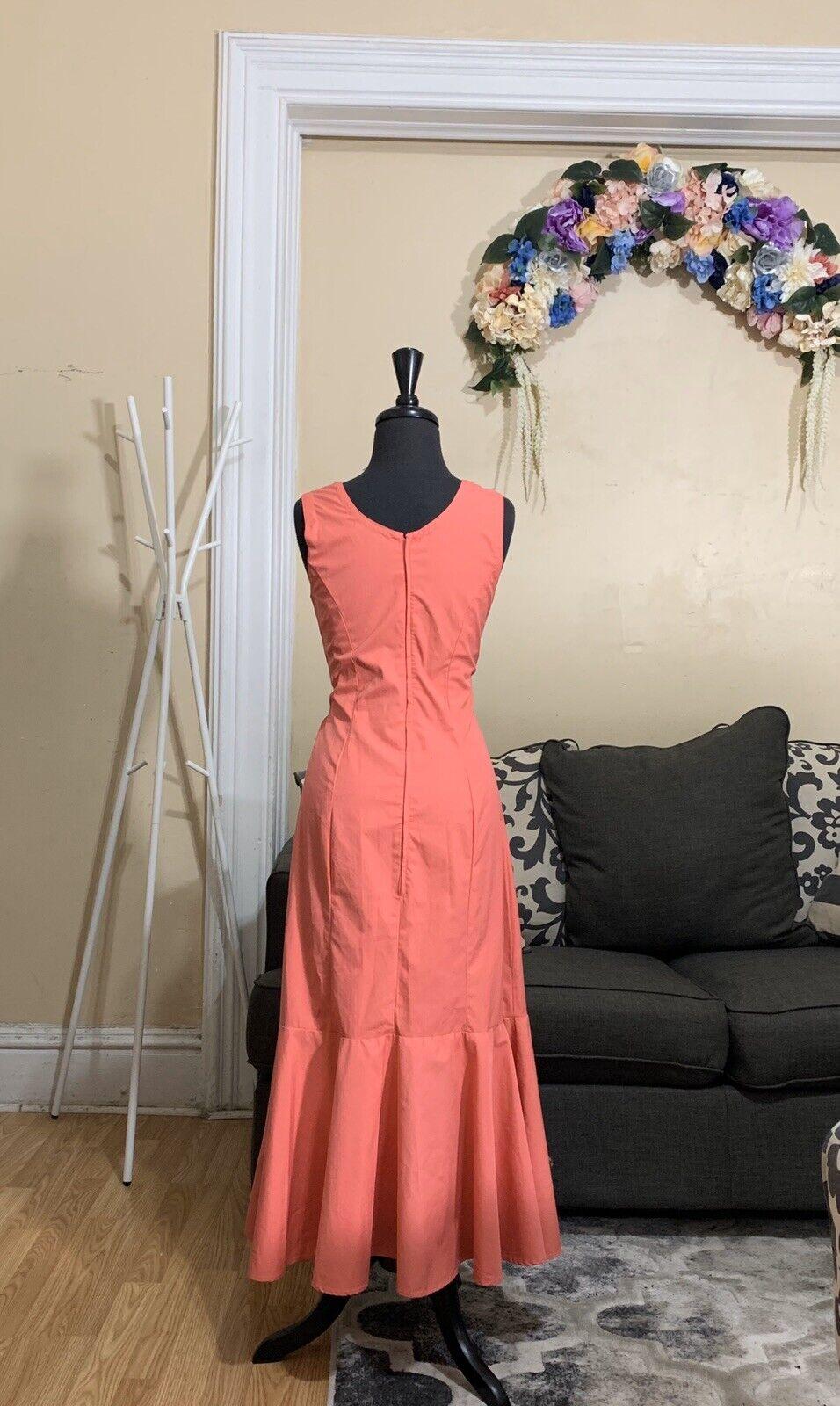 Mermaid Vintage Dress - image 7