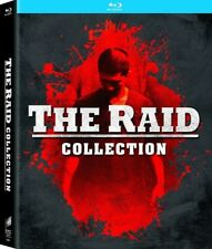 The Raid 2/The Raid: Redemption (Blu-ray Disc, 2017, 2-Disc Set)