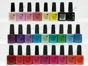 Gel-Nail-Polish-CND-0-25oz-Shellac-Series-1-Choose-any-Color