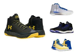 77f77a57d88 Image is loading UA-Men-s-Basketball-Shoes-Curry-3ZER0-1298308-