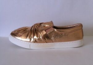 Champagne Tammy Trend Size Uk Shoes on Slip Twist Diva 4 Knot CddH6