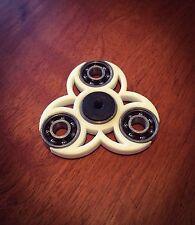 Hazmat Fidget Spinner w/ Bones REDS bearing for EXTRA fast spin!