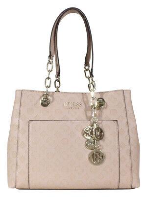 Guess Women/'s Ilenia Girlfriend Satchel Handbag