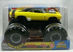 Hot Wheels Monster Trucks Dodge Charger R T 1 24 Scale Nib 887961721768 Ebay